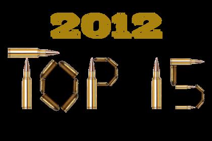 Top 15 2012